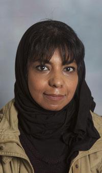 Mrs Souad Alateah